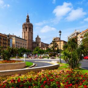 Spanien: 4 Tage Valencia mit Hotel, Flügen & Frühstück nur 72 €