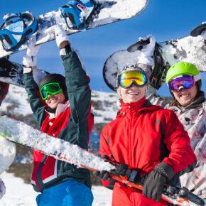 1 Woche 3.5* Hotel in französische Alpen mit Skipass für nur 99 €