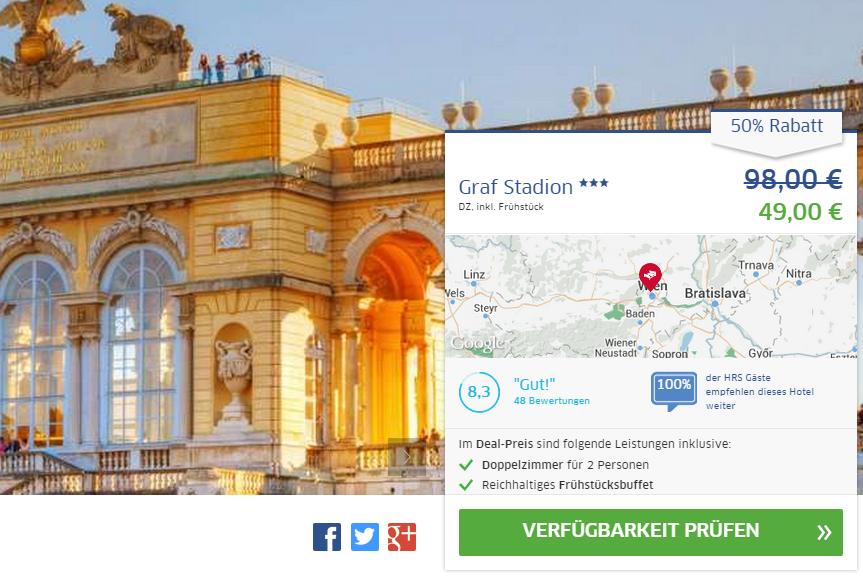 Wien Hotel Graf Stadion