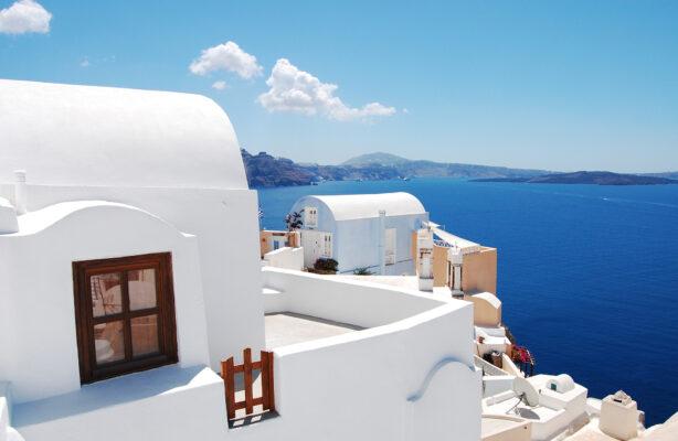 Fira - Santorini Kreta Griechenland