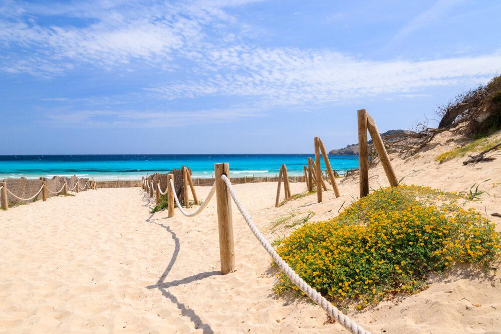 Cala Agulla auf Mallorca