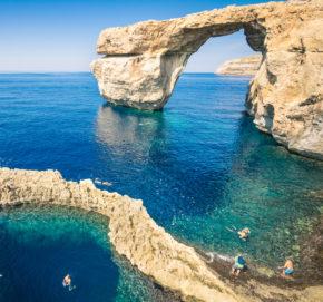 Sommerferien: 7 Tage Malta Flüge hin- & zurück für nur 62€