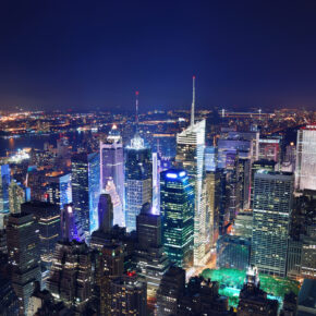 Hin- und Rückflüge ohne Zwischenstopp nach New York mit Gepäck nur 253 €