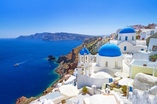 Santorini Kreta Griechenland