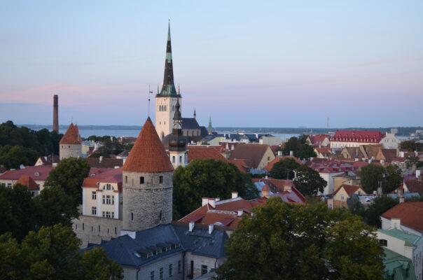 Tallinn in Estland