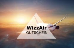 Wizz Air Gutschein: Spart 25% auf Euren Flug