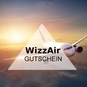 Wizz Air Gutschein: Spart 15% auf Euren Flug