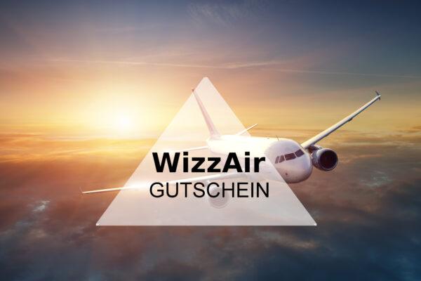 WizzAir Gutschein