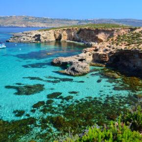 Lastminute Malta: 4 Tage Inselurlaub im 3* Hotel mit Flug nur 163€