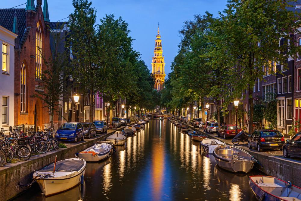 Hotel Amsterdam Am Kanal