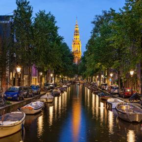 Städtetrip: 2 Tage Amsterdam im 4* Corendon Hotel für 42€