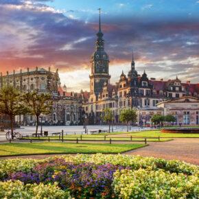 Städtetrip Dresden: 3 Tage mit Hotel, Frühstück & Zimmer-Upgrade für 59€