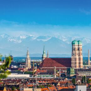 München Hotelgutschein: 3 Tage im 4* Hotel inkl. Frühstück für nur 79€