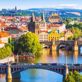 Prag: 3 Tage am Wochenende im TOP 4* Hotel direkt am Golfplatz mit Frühstück nur 34€