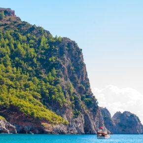 Türkei: 7 Tage Strandurlaub im TOP 4* All Inclusive Hotel mit Flug & Transfer nur 284€
