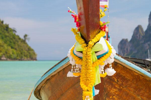 Longtail Boot Thailand - Phuket