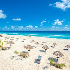 Lastminute Mexiko: 11 Tage Cancun mit Unterkunft, Frühstück & Direktflug nur 430€