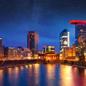 Hotelschnäppchen Düsseldorf: 3 Tage im 4* Apartment (100%) für nur 49 €
