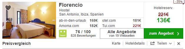 Ibiza Hotelangebot