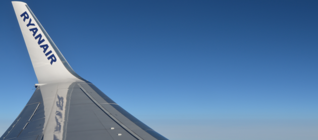 Ryanair Flüge Gebühren