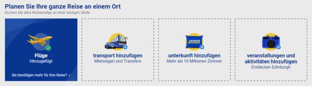 Ryanair weitere Bausteine