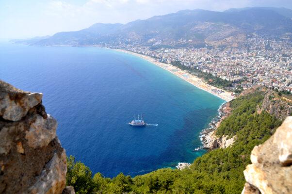 Türkei Antalya Strand