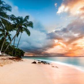 Wetter in der Karibik - wann ist die beste Reisezeit