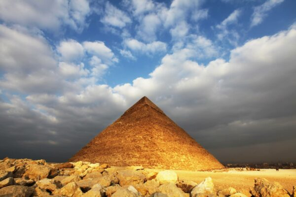 Gizeh Pyramide Ägyten