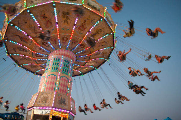 Karusell Freizeitpark