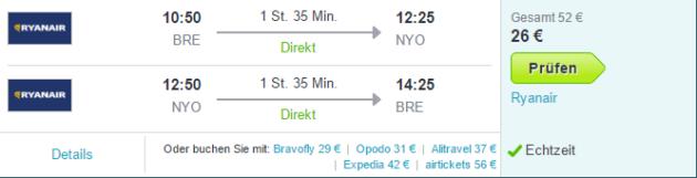 Flüge Stockholm Schnäppchen