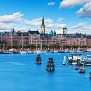 Stockholm: 3 Tage im neuen Hotel mit Frühstück für 72€