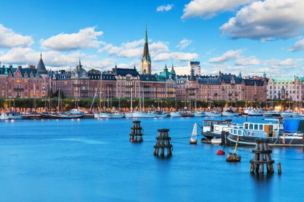 Stockholm Kurztrip Altstadt Schweden