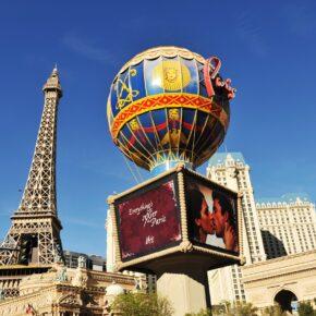 Las Vegas Flüge über Ostern hin und zurück nur 433 €