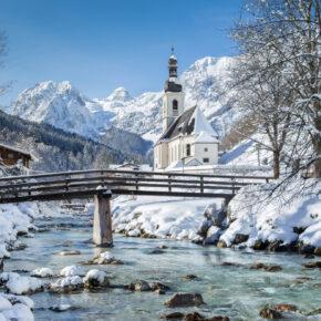 Wellness-Urlaub im Berchtesgadener Land, 3.5* Hotel mit Halbpension & Extras ab 84 €