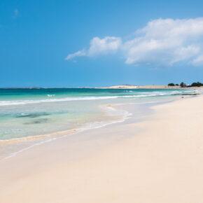 1 Woche Traumurlaub Kap Verde im 4* Hotel mit Flug, Zug & Halbpension nur 449 € - 2 Wochen nur 600 €