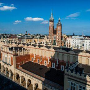 Wochenende in Krakau: 4 Tage mit zentraler TOP 4* Junior Suite & Flug nur 72€