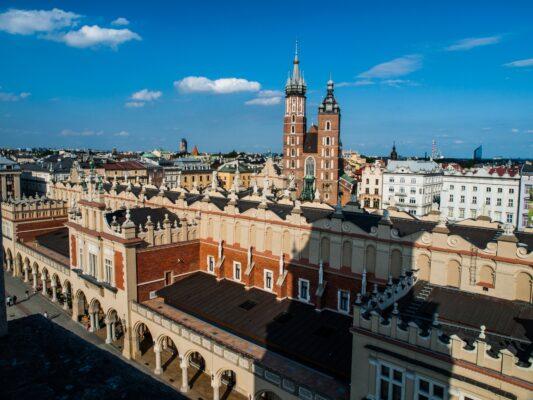 Krakau Altstadt