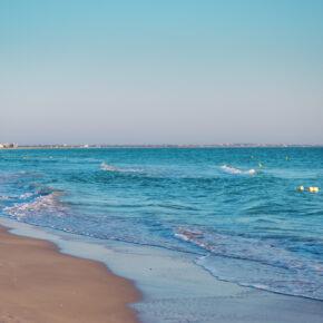 Sommer: 7 Tage Tunesien im 4* All Inclusive Hotel, Flug, Transfer & Zug für 202€