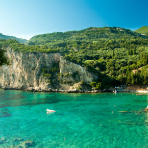 Sommer in Griechenland: 8 Tage auf Korfu im Strandhotel inkl. Flüge nur 142€