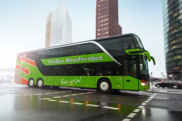 Flixbus Mein Fernbus