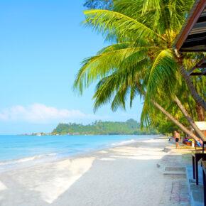 Thailand: 28 Tage Koh Chang mit TOP Unterkunft und Flug nur 559€