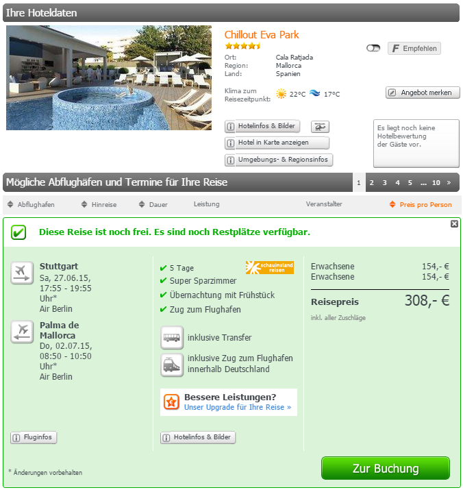 Luxus im Juni auf Mallorca