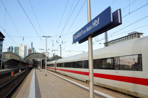 ICE der Deutschen Bahn, Zug