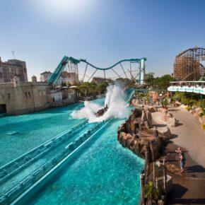 Adrenalin und Spaß im Europa-Park: 2 Tage im 3* Hotel mit Frühstück & Wellness inkl. Tagesticket ab 89€