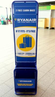 Ryanair Handgepäck