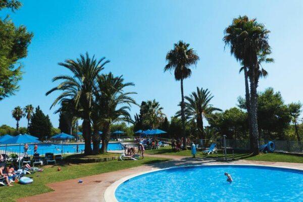 Camping Costa Dorada Pool