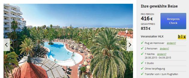 Gran Canaria RIU Hotel