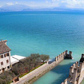 4 Tage am Gardasee im 4* Hotel inkl. Halbpension + Naturpark ab 119 €