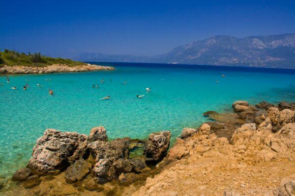 Marmaris Strand Türkei