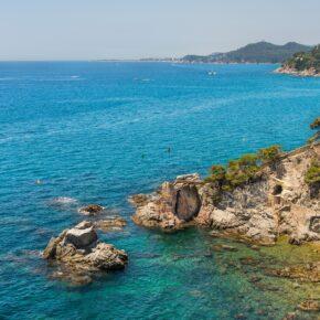 Herbstferien in Spanien: 5 Tage Lloret de Mar mit Flug, 4* Hotel inkl. Frühstück für 85€